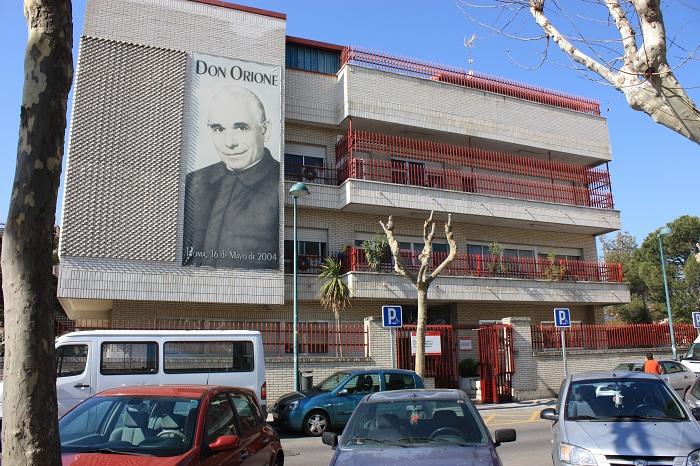 residencia para discapacitados en Madrid